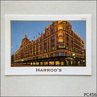 Harrod's London 2000 Postcard (P456)