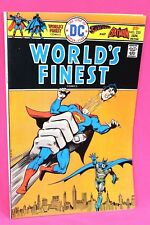 World's Finest #235 Superman Batman DC Comic Comics F-/F