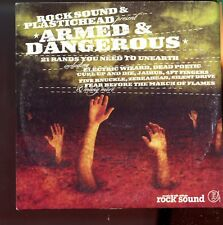 Rock Sound - Virgin CD /  Armed & Dangerous - Card Sleeve