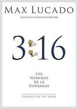 3:16 Evangelio De Juan (spanish Edition): By Max Lucado