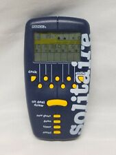 Radica Solitaire Electronic Handheld Game 1998