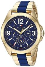 Tommy Hilfiger Original 1781769 Women's Gold Stainless Steel Watch 40mm