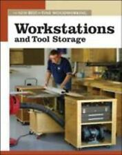 Workstations and Tool Storage (2005, Paperback)