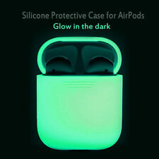 Glow in the Dark Silicone Case for Apple Airpods Protector Cover Earphone Shell
