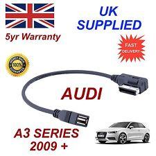 Genuine Audi A3 Series Ami 4F0051510G Mp3 Memory Stick Usb Cable replacment