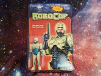 Super 7 Reaction - Robocop (Glow in the Dark) -  NEW