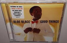 ALOE BLACC GOOD THINGS (2010) BRAND NEW AUSTRALIAN ISSUED CD [ I NEED A DOLLAR ]