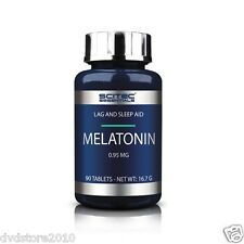 PRE NANNA SCITEC MELATONIN 90 tablets 90 servings Melatonina