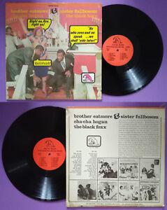 LP 33 Giri CHA-CHA HOGAN Sister Fullbosom & Brother Eatmore no cd lp 45 mc dvd 7
