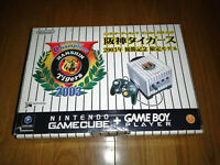 GAME CUBE Hanshin Tigers Edition BOXED LIMITED JAPAN VERSION GC