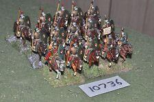 25 mm era ROMAN/ROMANO-Cavalleria 15 CAVALLERIA-CAV (10736)