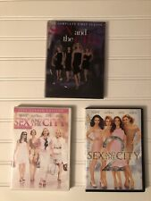 Sex and the City DVD Lot Movies 1 and 2 plus Complete First Season