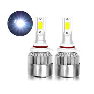 HB3 9005 LED Headlight 6000K Super Bright 2x High Beam bulbs  Car Headlamp