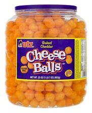 Utz Cheese Balls - 35 Oz. Container