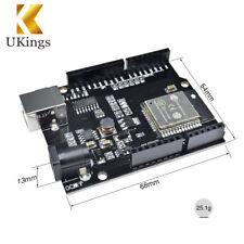USB-B ESP32 WiFi+Bluetooth+UNO WeMos D1 R32 4MB Flash CH340 Board For Arduino