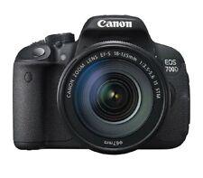 Canon 700D + 18-55mm f3.5-5.6 III 10.309 Scatti Shots Excellent + borsa custodia