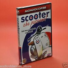 SCOOTER CHE PASSIONE Dalla Vespa alla Lambretta DVD Mondocorse