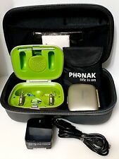 Phonak Audeo MARVEL M90-R Rechargeable Hearing Aid Devices (L & R)
