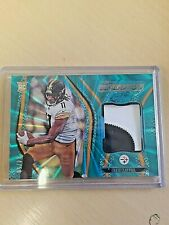 2020 Certified CHASE CLAYPOOL FOTL PATCH RELIC Teal RC #/50 SP Steelers