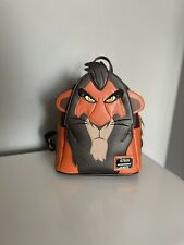 More details for loungefly disney the lion king scar cosplay mini backpack