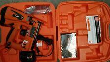 Paslode Cordless Lith-ion Impulse Finish Nailer 916000 kit 16ga 2-1/2in nail gun