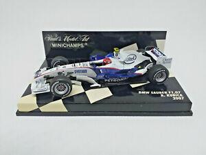 MINICHAMPS 1/43 - BMW SAUBER F1.07 R. KUBICA 2007 Art. 400070010