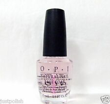 OPI Nail Polish Treatment Natural Nail Base Coat .5oz/15ml