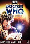 Doctor Who: Ep. 78 Genesis of the Daleks Dvd, 2006 2-Disc Set Tom Baker Rare Oop
