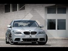 BMW E60 5 M Power   Series  body kit front bumper