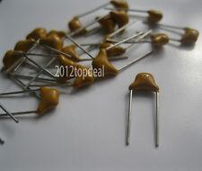 Multilayer ceramic capacitor 33PF ±5% 330 NPO 5.08mm 100pcs