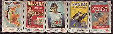 AUSTRALIA 2014 NOSTALGIC ADVERTISEMENTS UNMOUNTED MINT, MNH