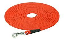 Weaver Check Cord for Dogs, 3/8 x 25-Feet, Orange 3/8 Inch X 25',