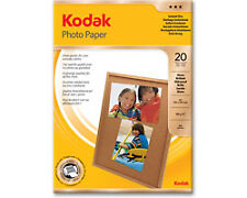 Kodak Photo Paper A4 Instant Dry 50 Sheets High Gloss