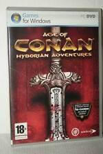 AGE OF CONAN GIOCO USATO OTTIMO STATO PC DVD VERSIONE ITALIANA GD1 53169