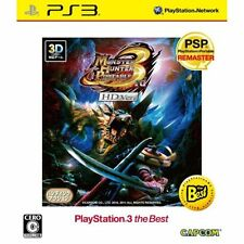 Monster Hunter Portable: 3rd HD Ver -- PlayStation 3 the Best (Sony PlayStation