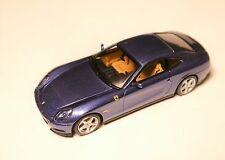 Ferrari 612 Scaglietti in blau blu bleu blue metallic, Hot Wheels in 1:43!