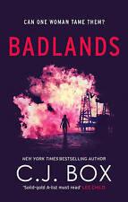 Box, C.J., Badlands (Cassie Dewel), Very Good Book