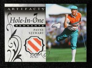 2021 Upper Deck Artifacts Hole-in-One Remnants SP Payne Stewart #OR-PS