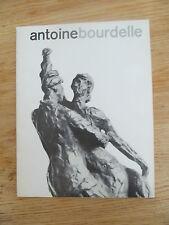 Antoine Bourdelle French Sculptor Sculpture 1961 VG