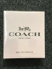 Coach New York By Coach 3.0 oz / 90 ml Women Perfume EDP Spray New In Box