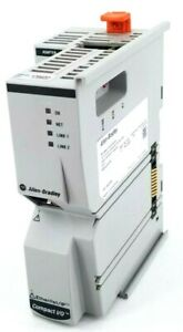 Allen Bradley 5069-AENTR /A, Compact I/O EtherNet/IP Adapter, Ships from the USA