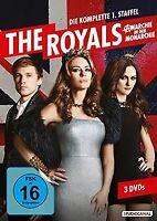 The Royals - Die komplette 1. Staffel [3 DVDs] von Schwah... | DVD | Zustand gut