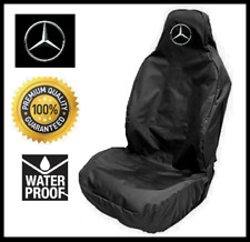MERCEDES BENZ Car Seat Cover Protector Heavy Duty x1 - Mercedes S Class AMG