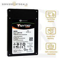 Seagate Nytro 5000 960GB (~1TB) PCIe 3.0 NVMe U.2 2.5-Inch SED SSD XP960LE10012