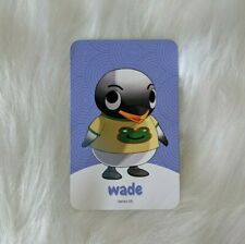 Amiibo NFC Karte Animal Crossing Wade/Staksi
