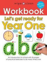 Acceptable, Let's Get Ready for Year One (Wipe Clean Workbooks), Roger Priddy, B