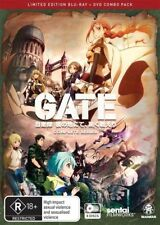 Gate: Complete Series (Blu-ray/DVD) (Limited Edition) NEW