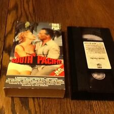 South Pacific (VHS) USED 50s MUSICAL ROSSANO BRAZZI GAYNOR FREE USA SHIPPING