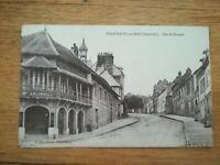CPA - Années 20 - Neufchatel en Bray - Rue du marquis 1926