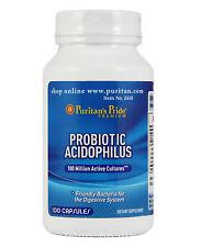 Puritan's Pride Nature's Promise ™ Probiotic Acidophilus MADE IN USA